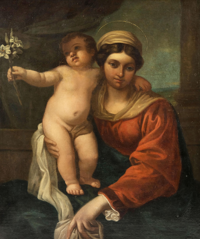 Malarz nieokreślony (XIX w.) - naśladowca Annibale Carracci (1560-1609)