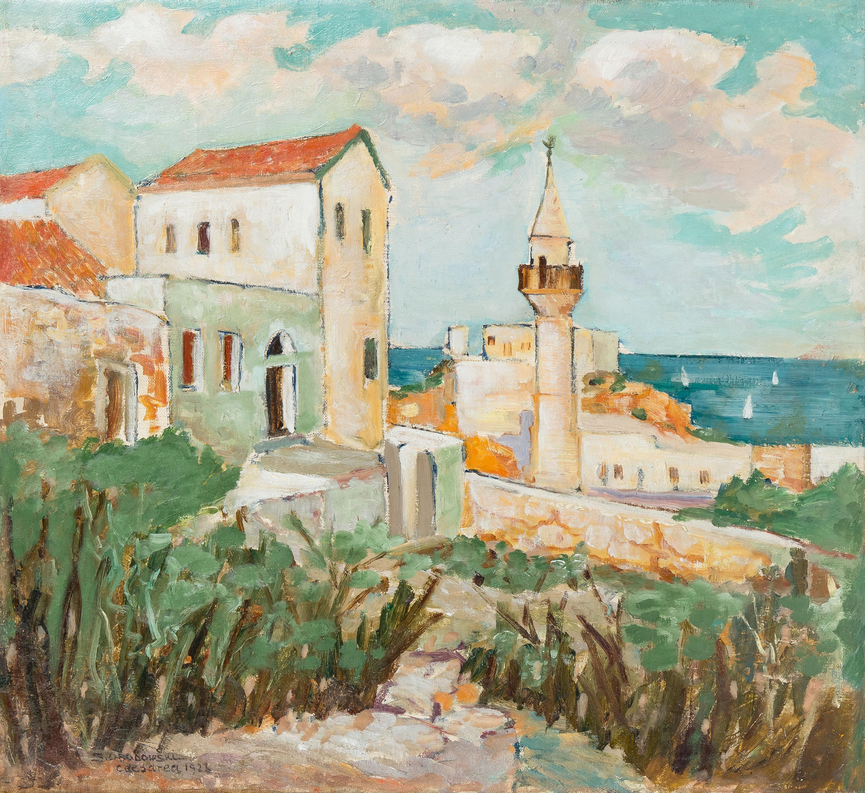 Cesarea, 1923 r.