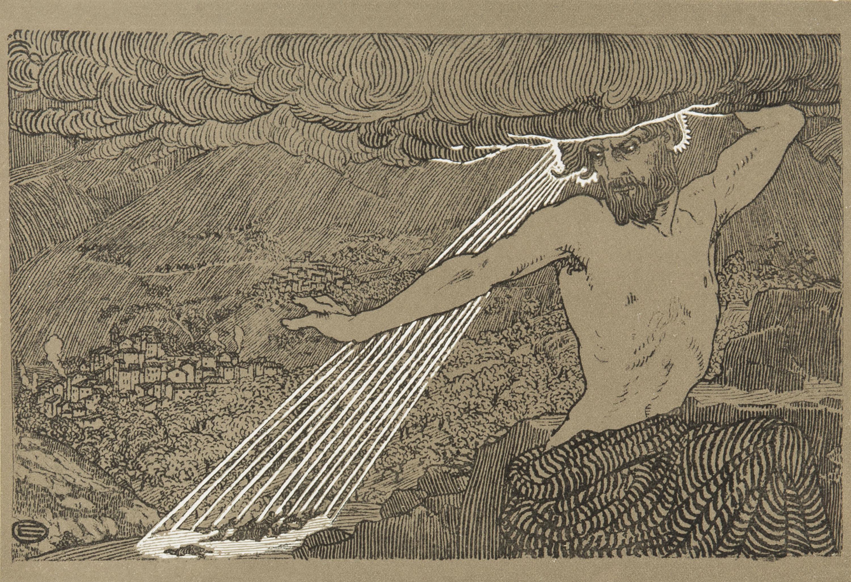 Śpiew czwarty, 1902 r.