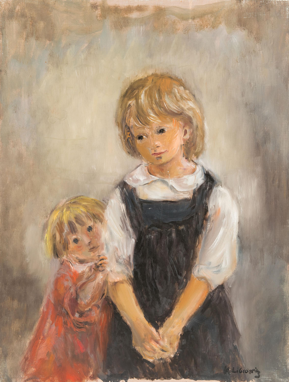 Dwójka dzieci