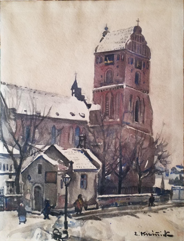Kościół Panny Maryi na Nowym Mieście w Warszawie