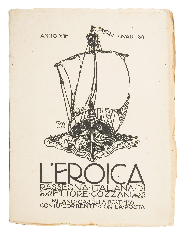 L'eroica, 1924 r.