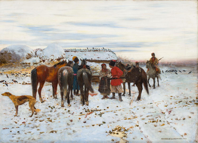 """""""Zaporoże"""", 1885"""