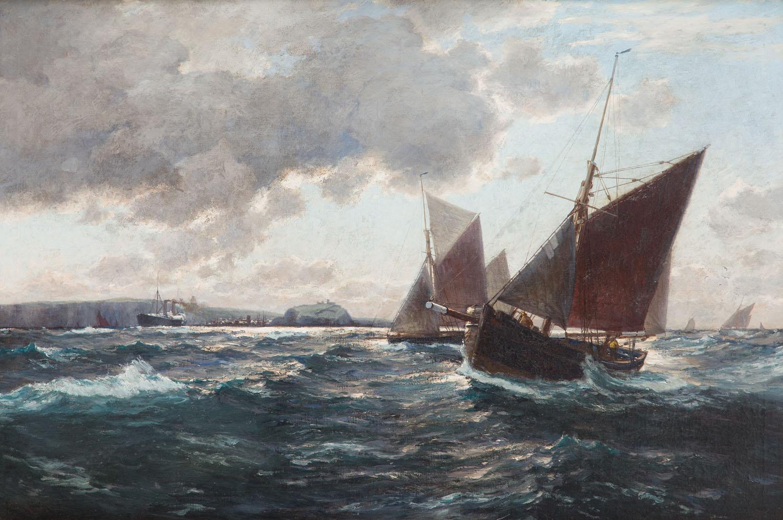 Pejzaż morski, 1903