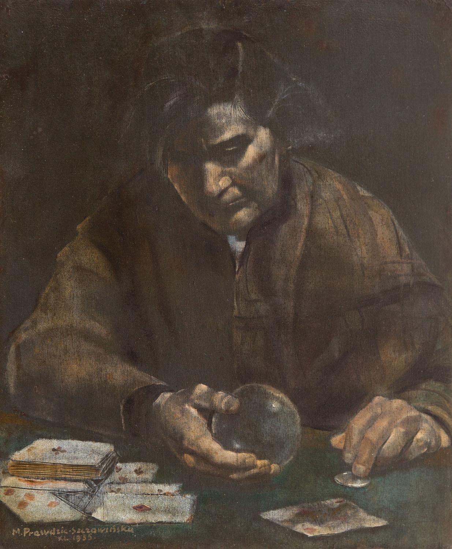 """""""Jasnowidząca"""", 1935"""
