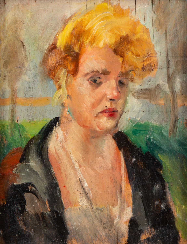 Portret Dorothei Roszkowskiej, matki artyski
