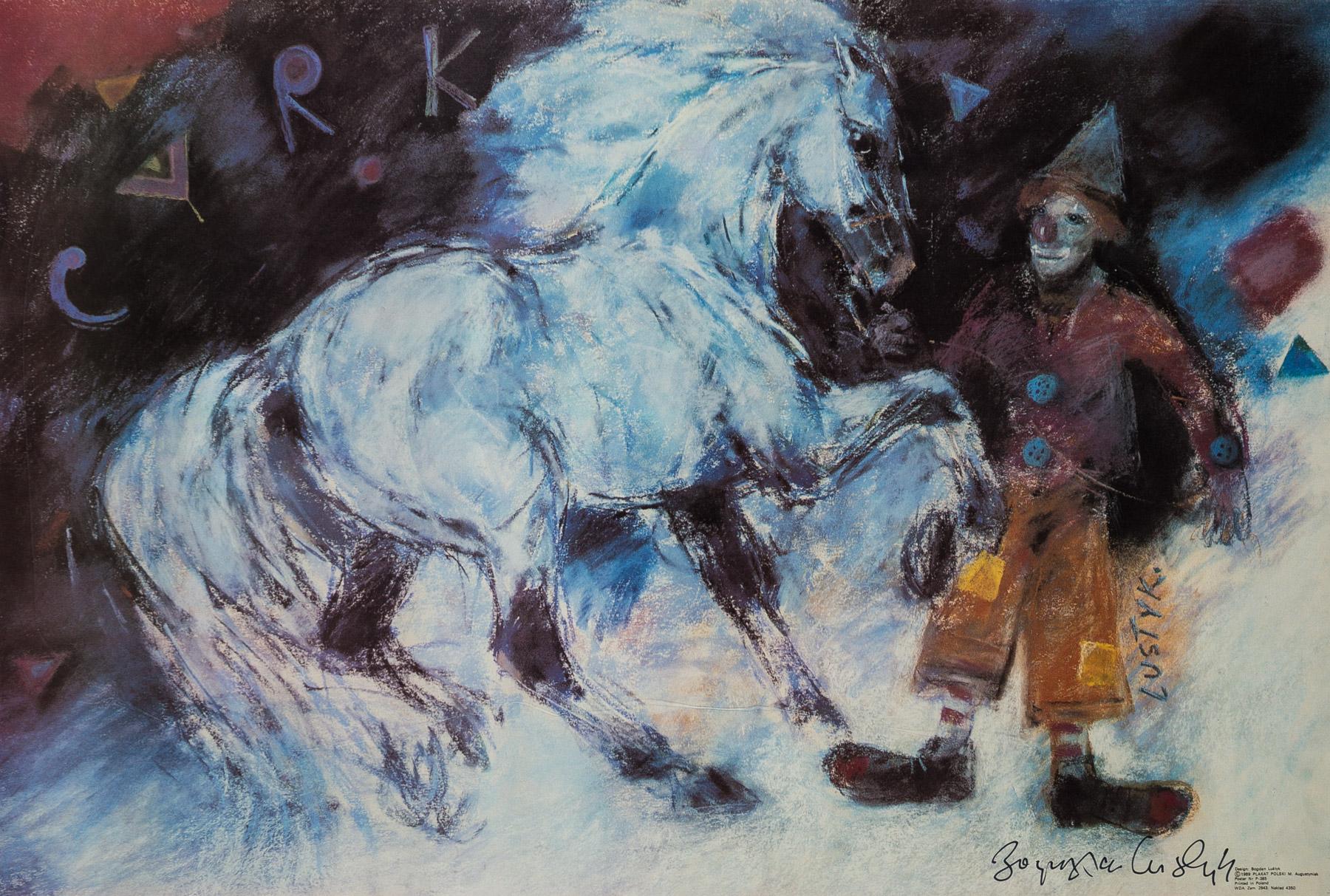 Cyrk, 1989