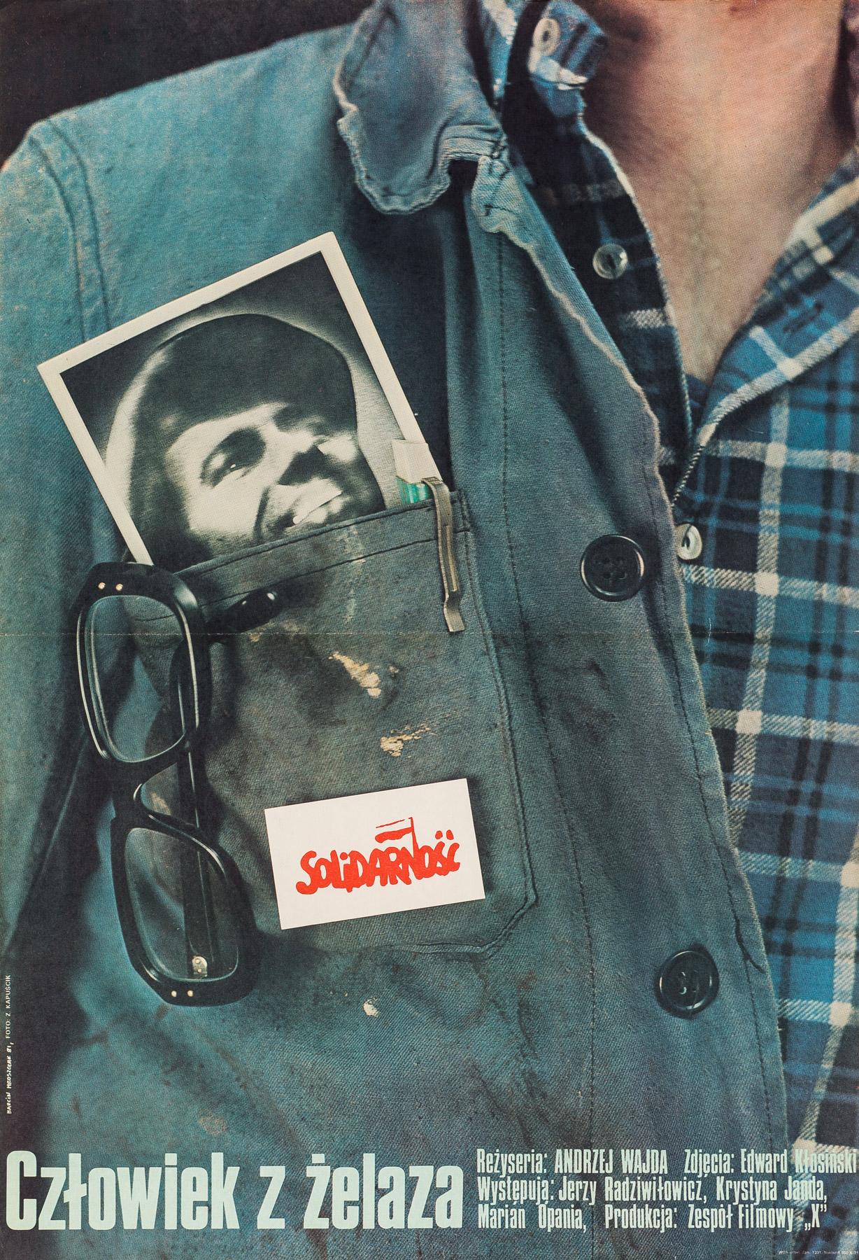 Człowiek z żelaza, 1981