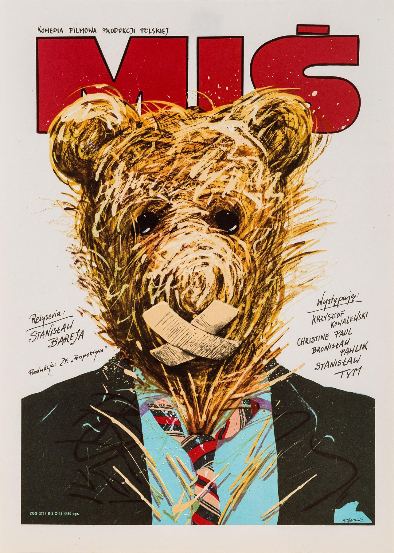 Miś, 1980