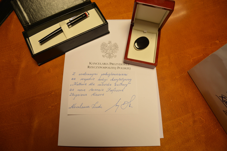 Dary od Pary Prezydenckiej