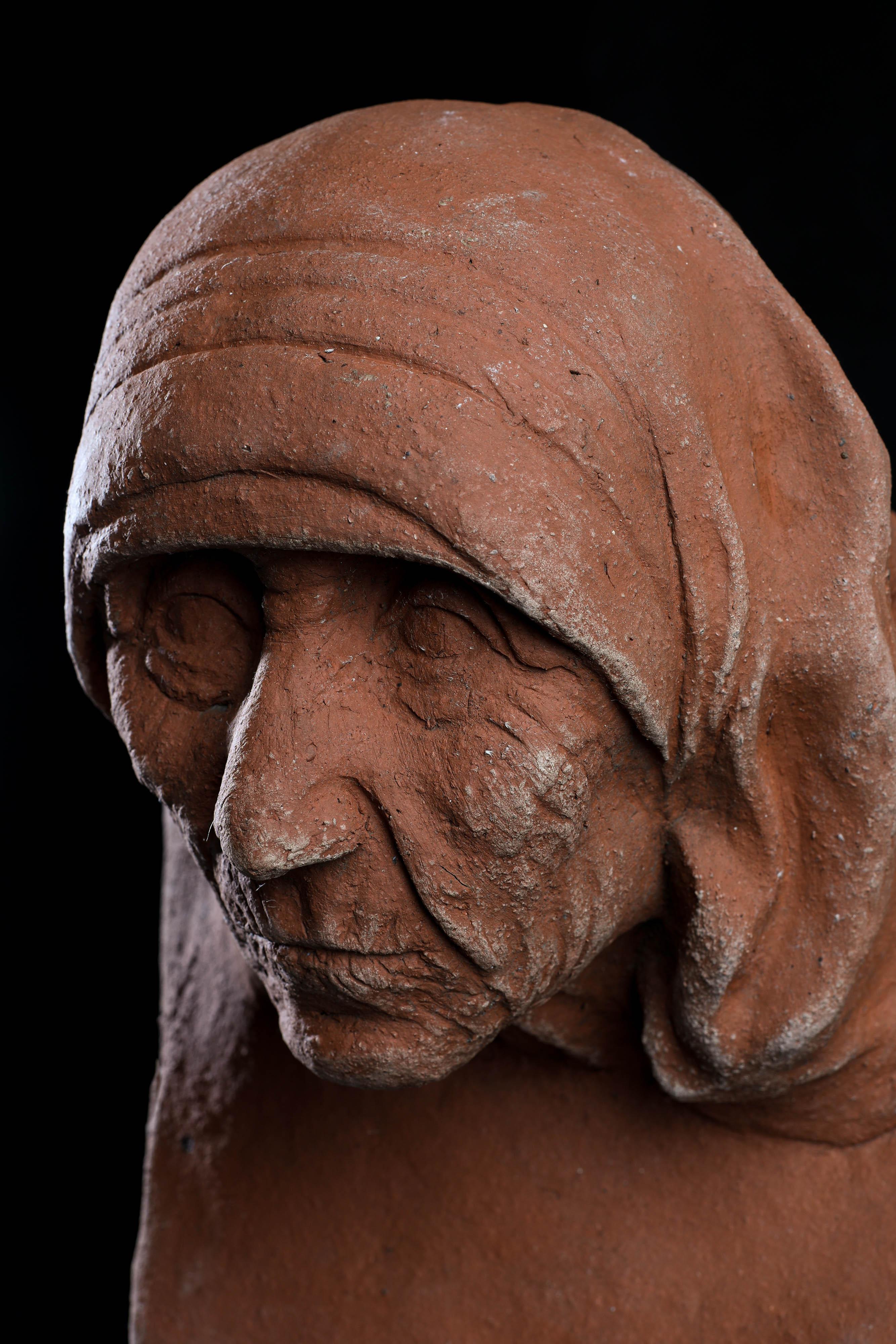 Głowa Matki Teresy, 1999 r.