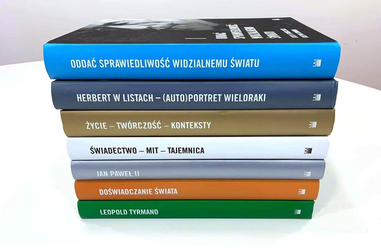 "Pakiet książek z serii NCK ""Jubileusze"""