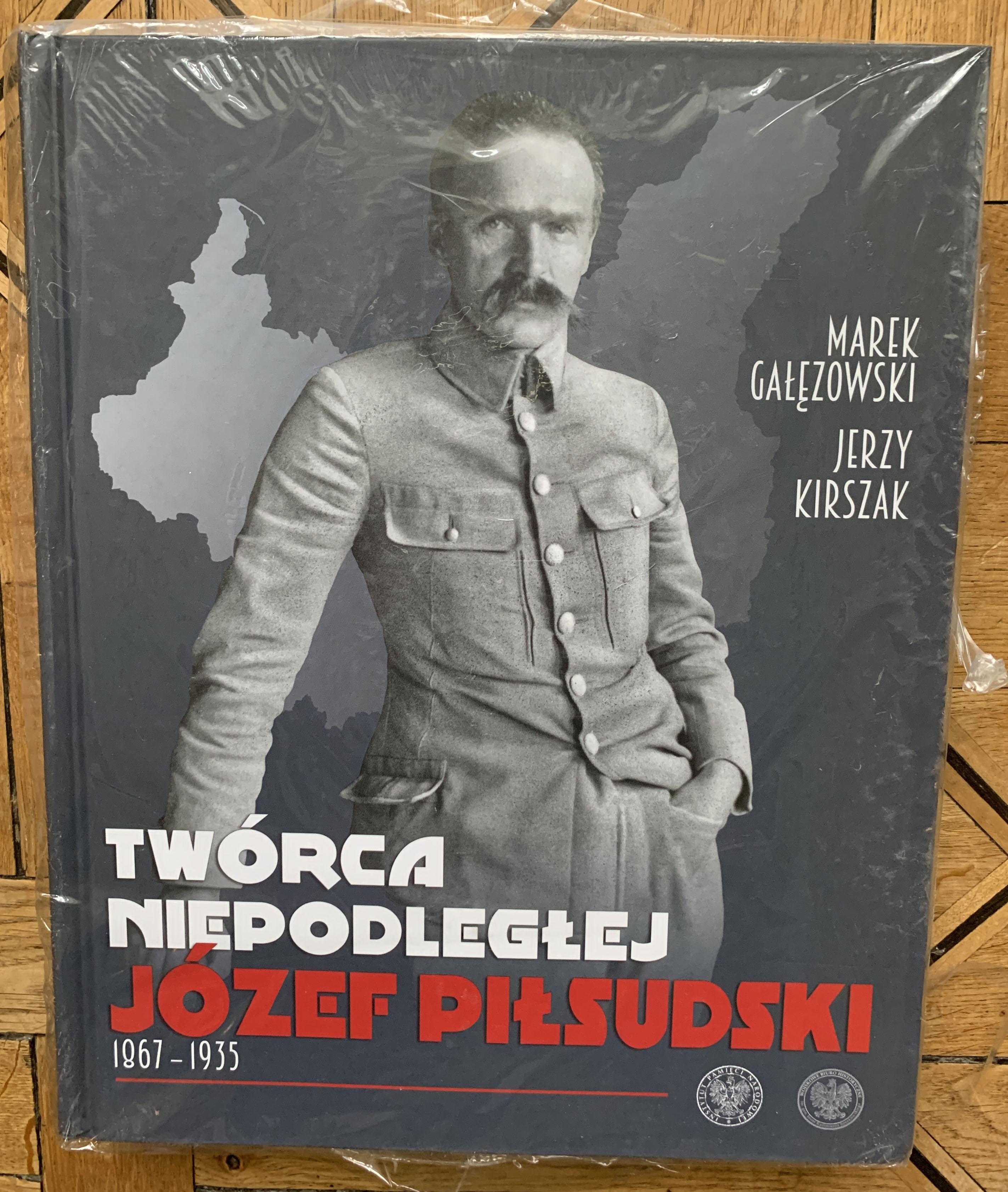 Marek Gałęzowski, Jerzy Kirszak