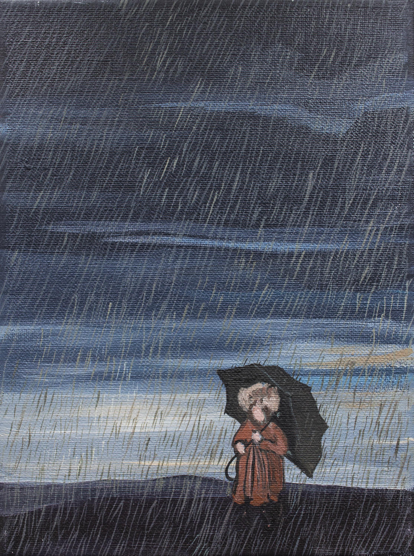 W deszczu, 2012