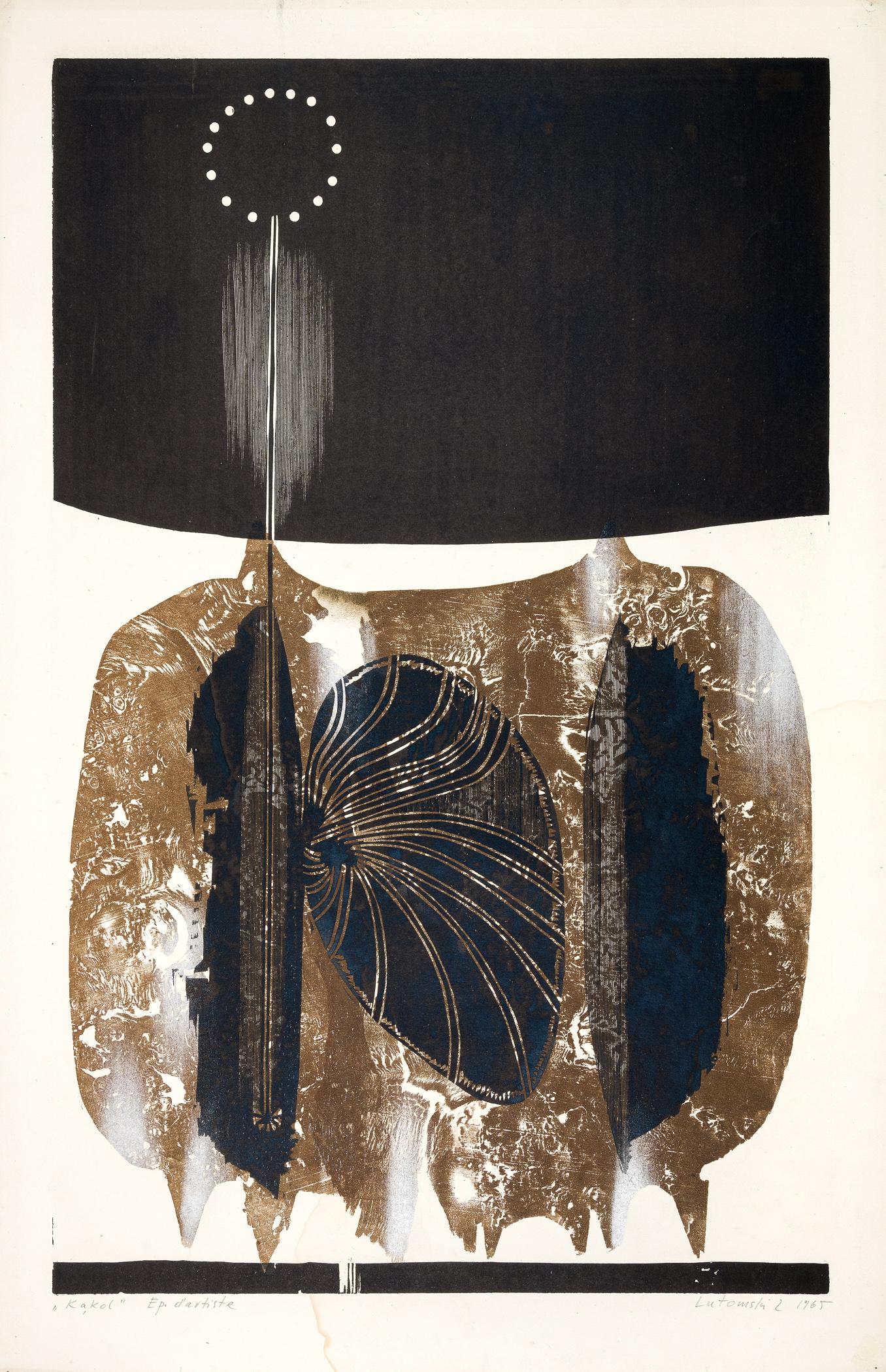 Kąkol, 1965