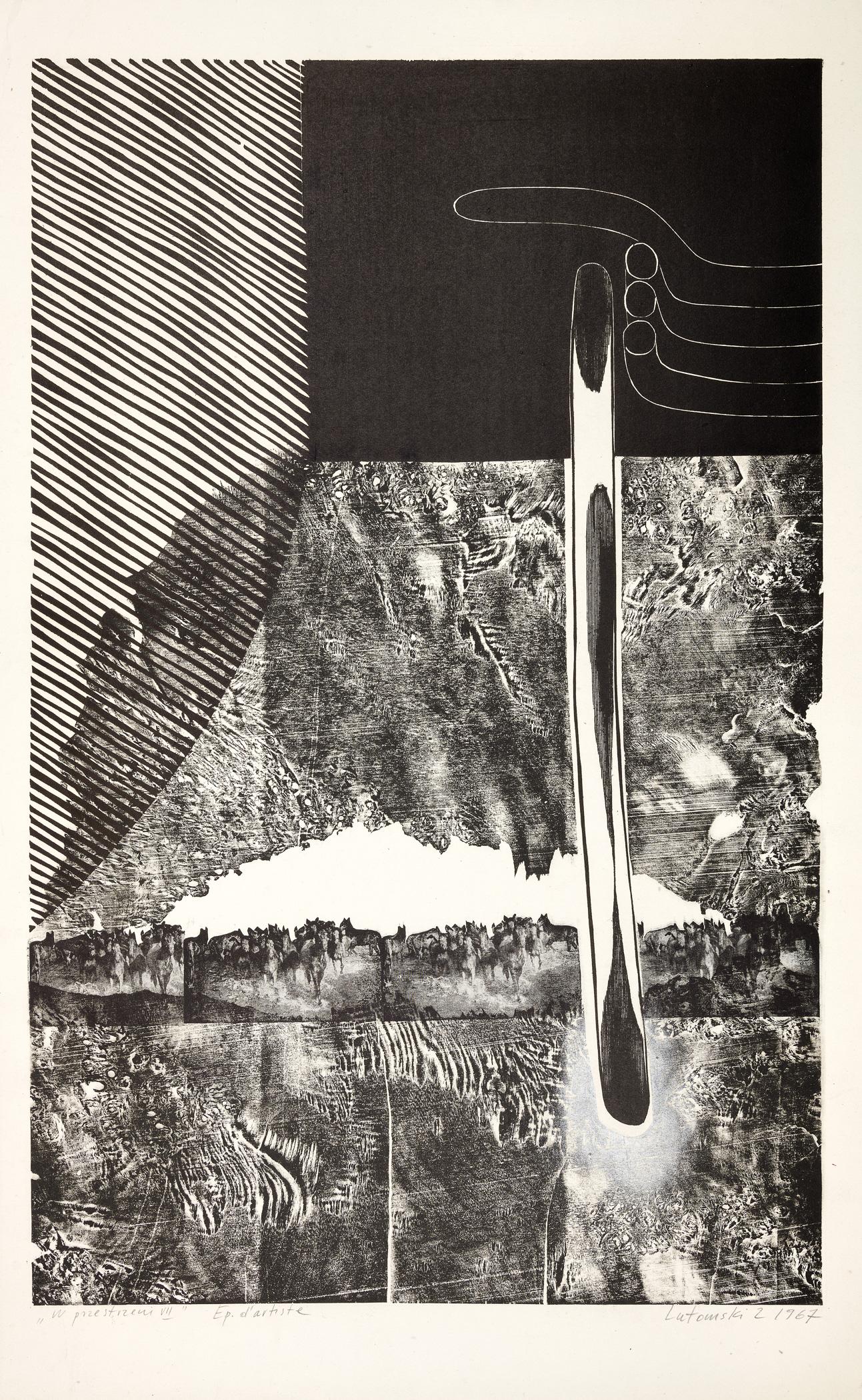 W przestrzeni VII, 1967