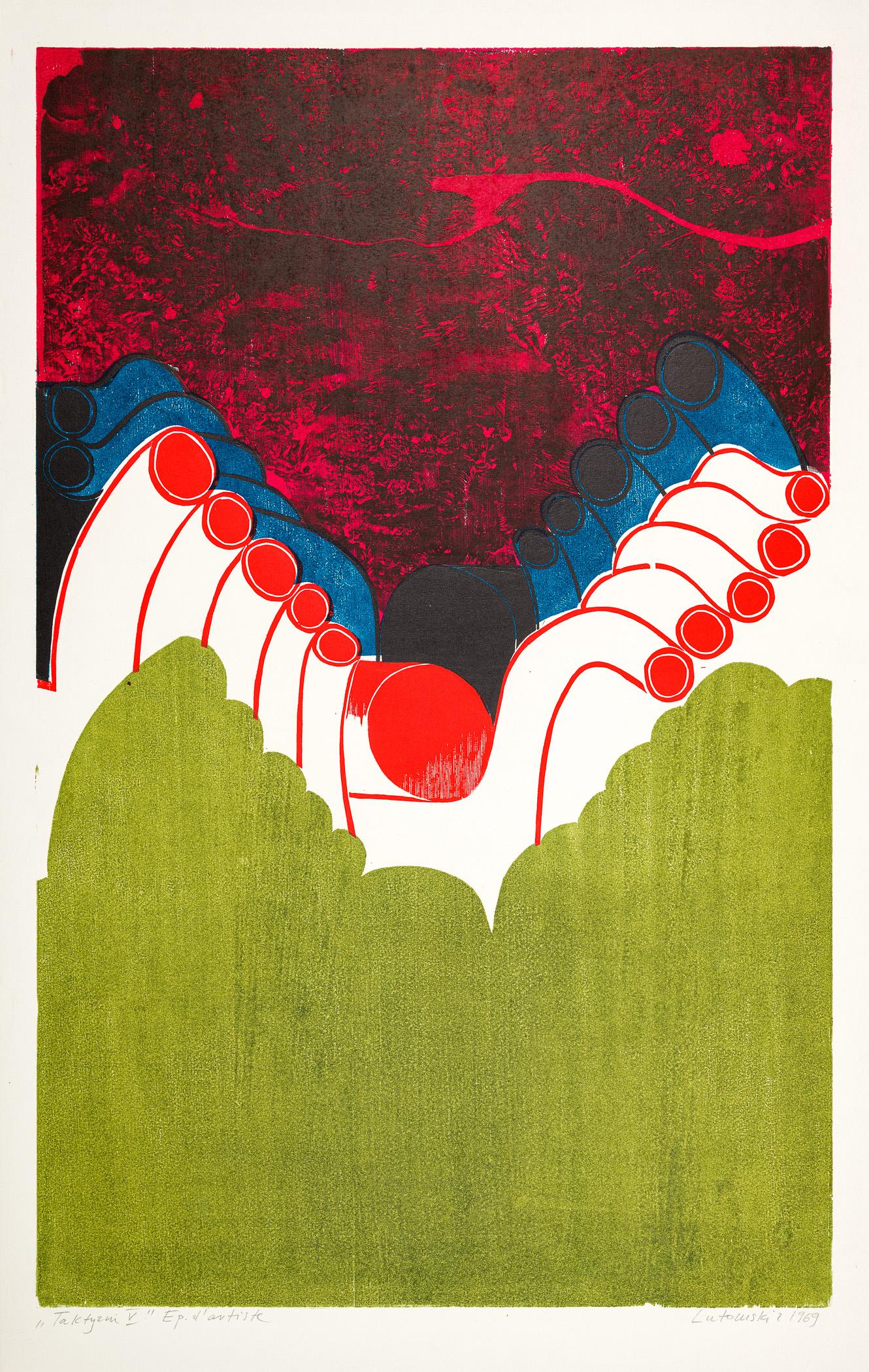 Taktyzm V, 1969