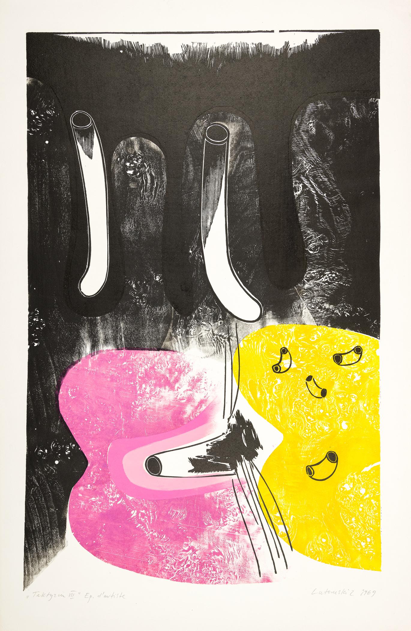 Taktyzm VII, 1969