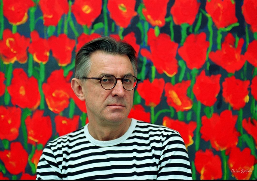 Portret Edwarda Dwurnika