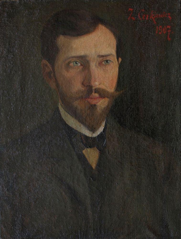 Portret mężczyzny (1907)