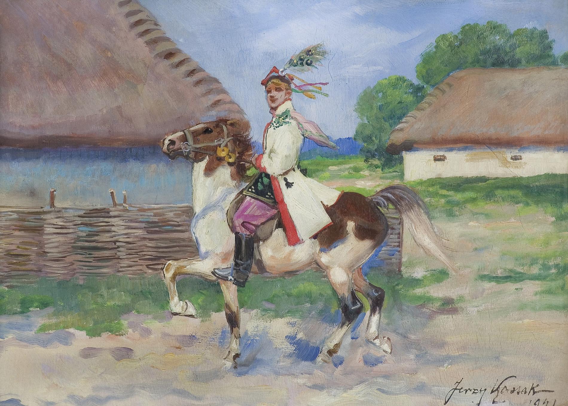 DRUŻBA KRAKOWSKI, 1941