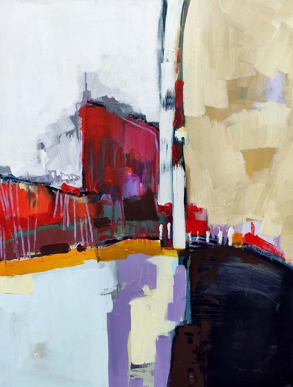 Abstrakcja III, 2020