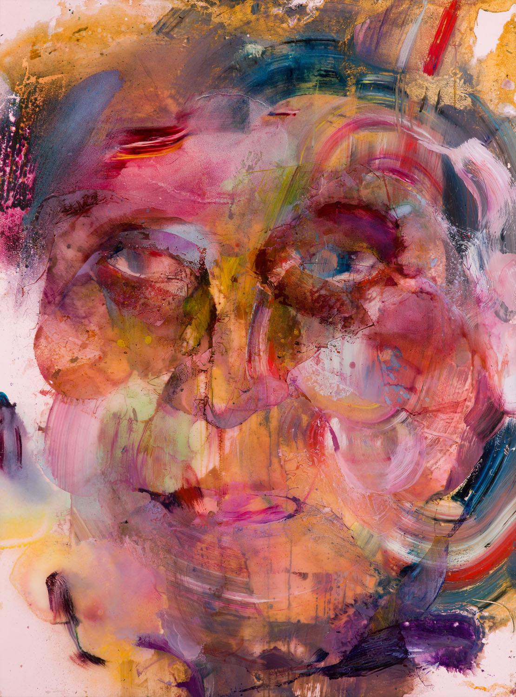 Z cyklu 'Portrety rodzinne', Portret matki, 2020