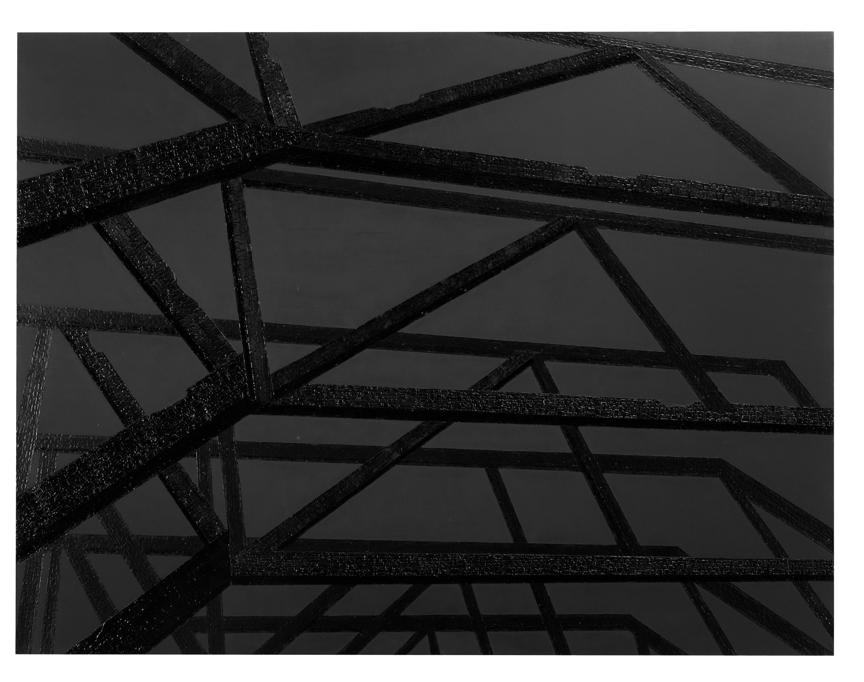 bez tytułu (blackout #2), 2013