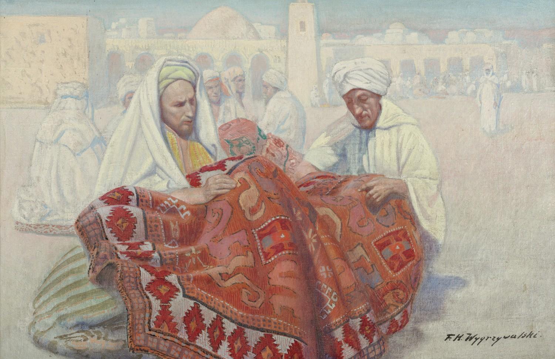 Handel dywanami