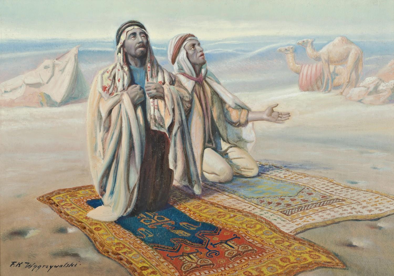 Modlitwa Arabów