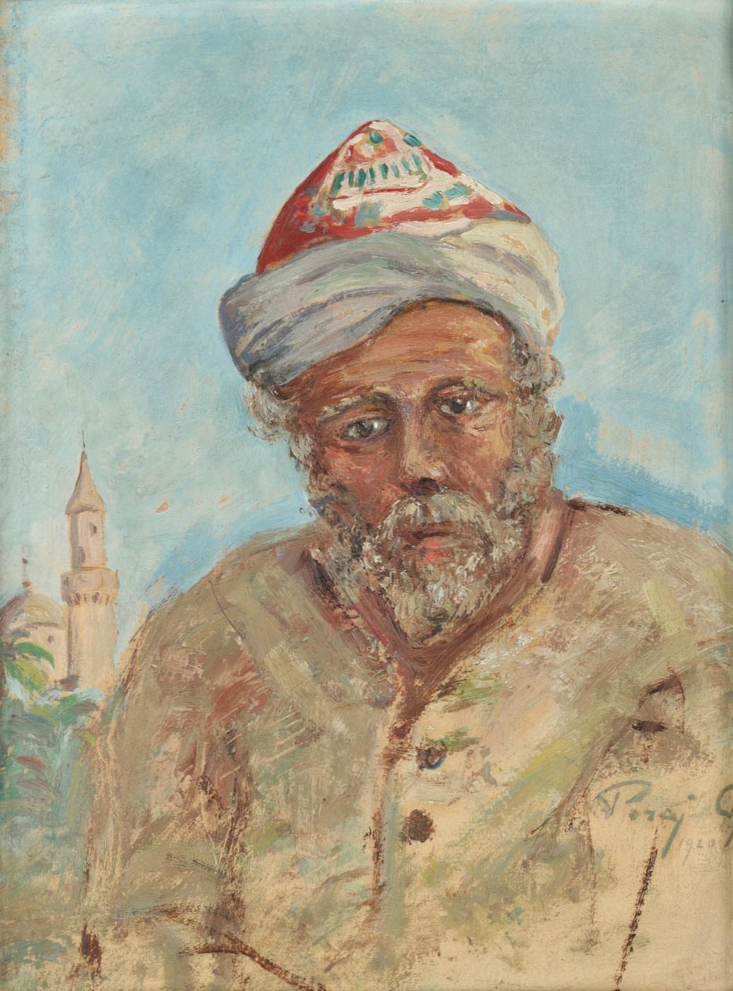 Portret Araba, 1920