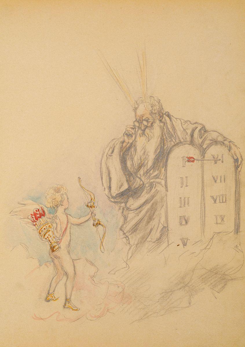 SZÓSTE PRZYKAZANIE, 1908