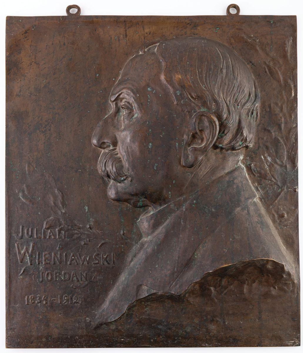 JULIAN WIENIAWSKI, 1913