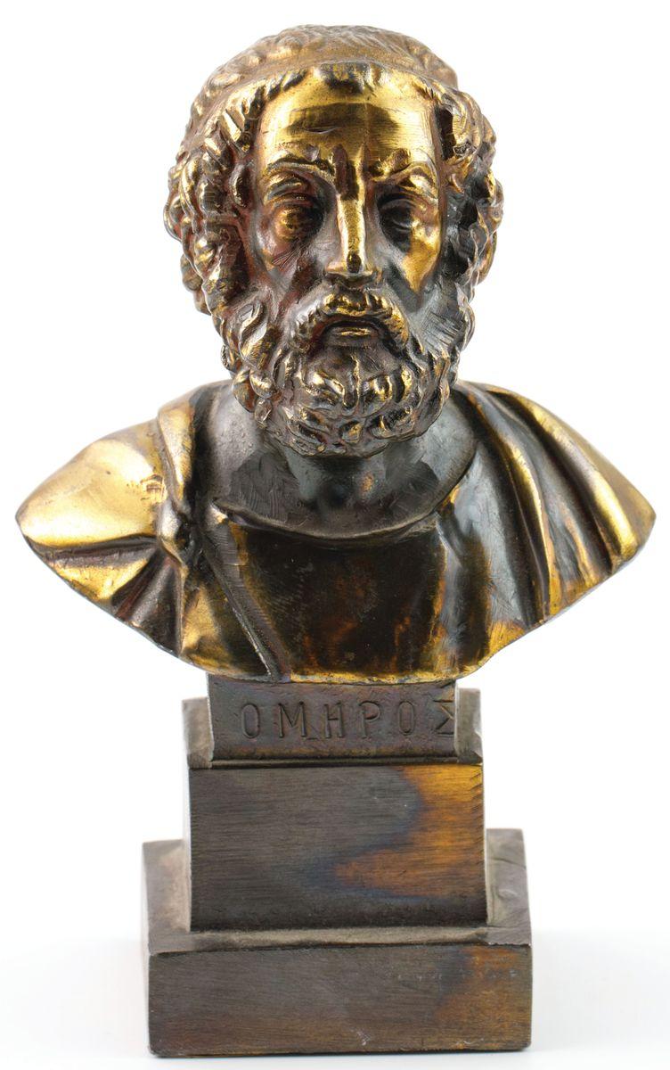 POPIERSIE HOMERA, XIX/XX w.