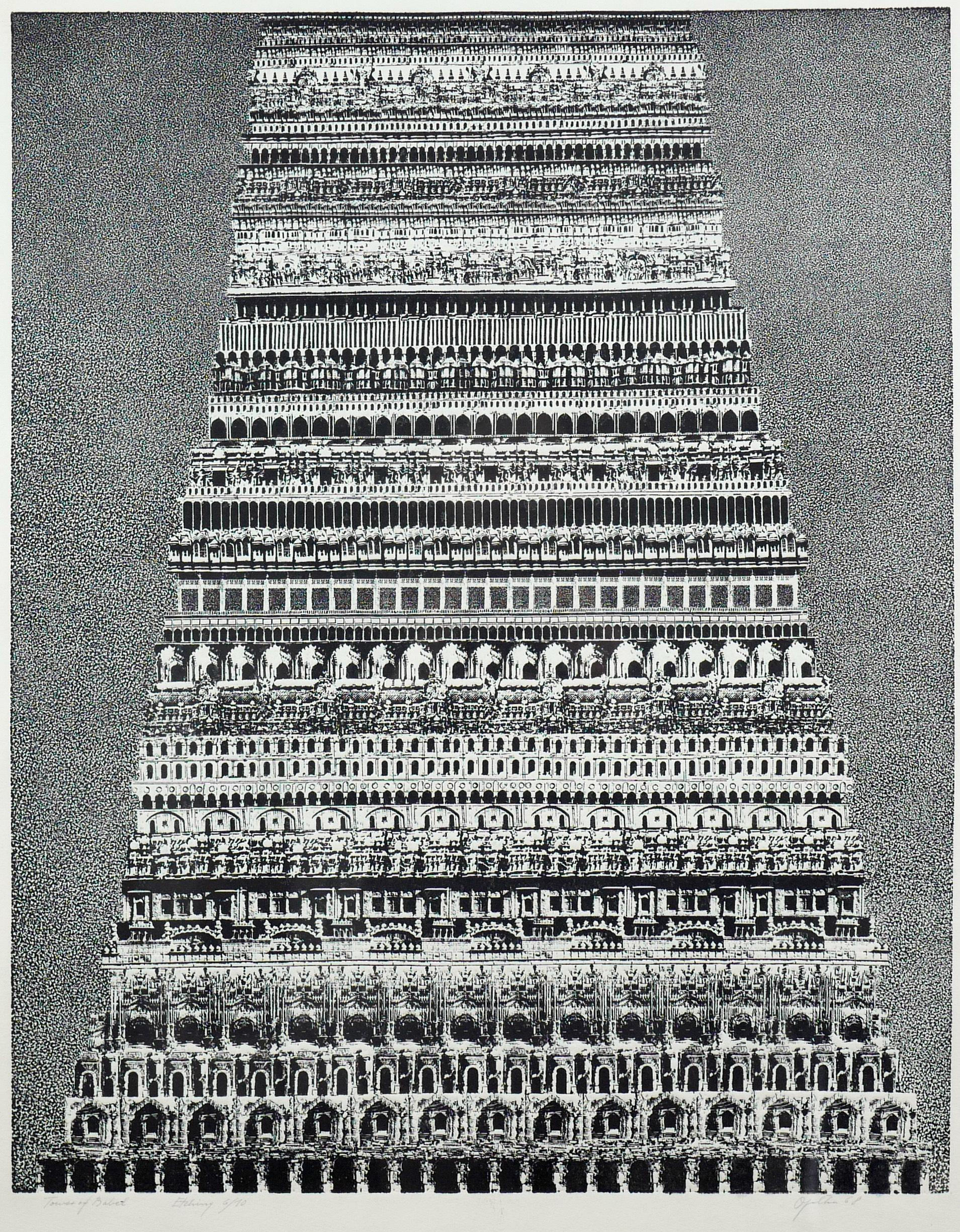 Wieża Babel, 1968 r.