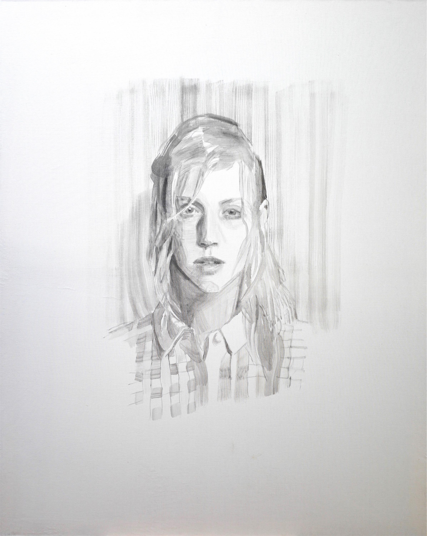 Alex Mru - portret fryzjerski, 2017 r.