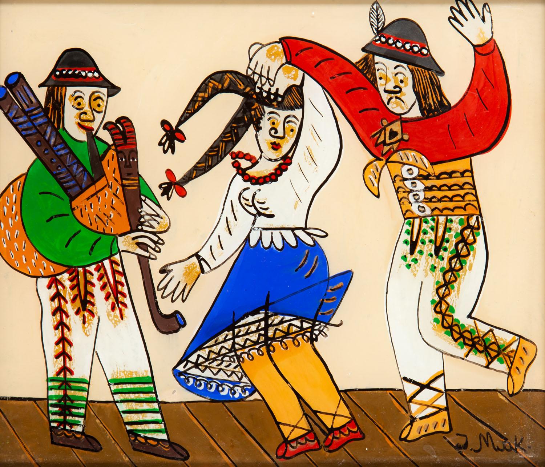Góralskie tańce, 1984