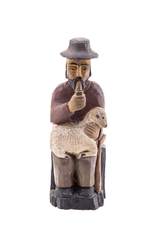 Pasterz z fajką