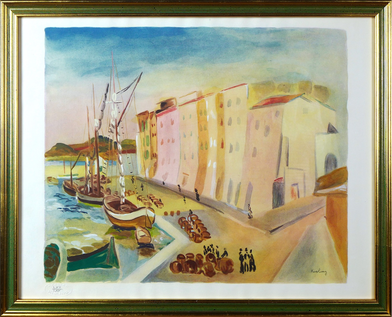Port w Saint Tropez