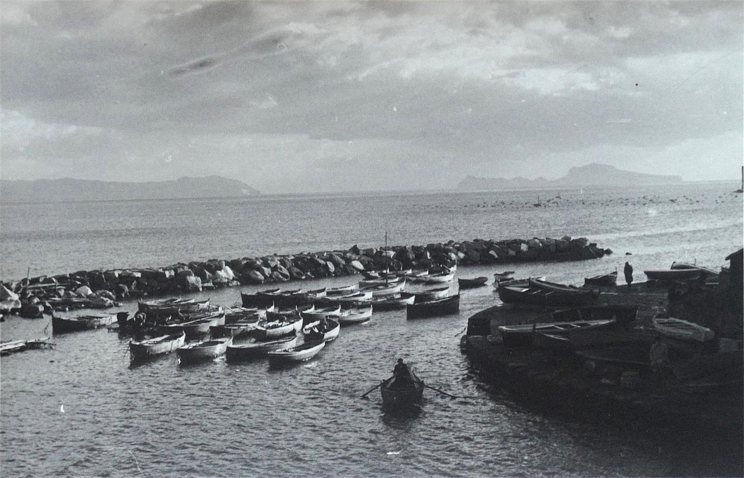 Widok z Włoch, 1957 r.