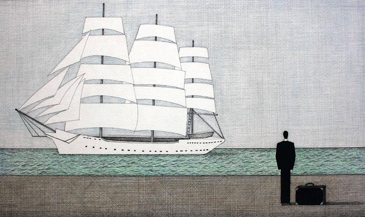 Sen o białym żaglowcu, 2013 r.