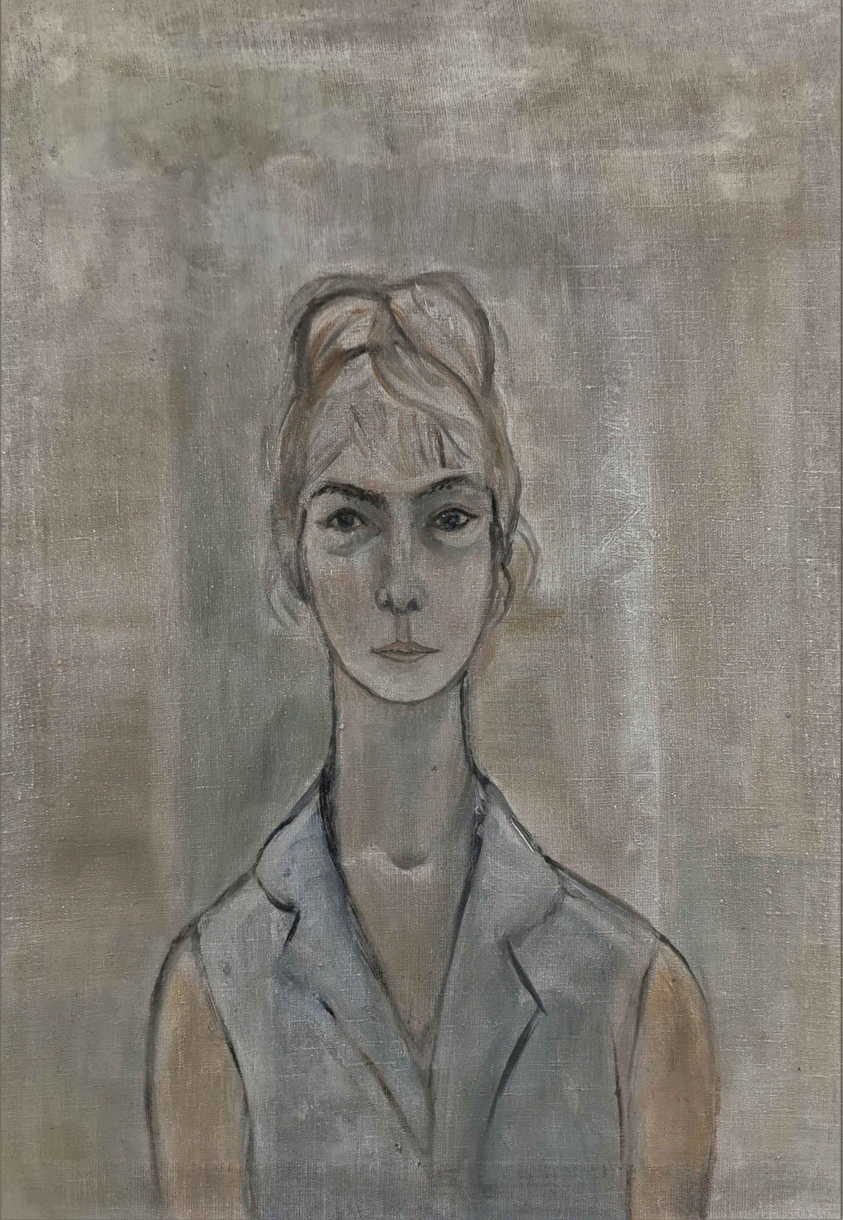 Autoportret, 1964