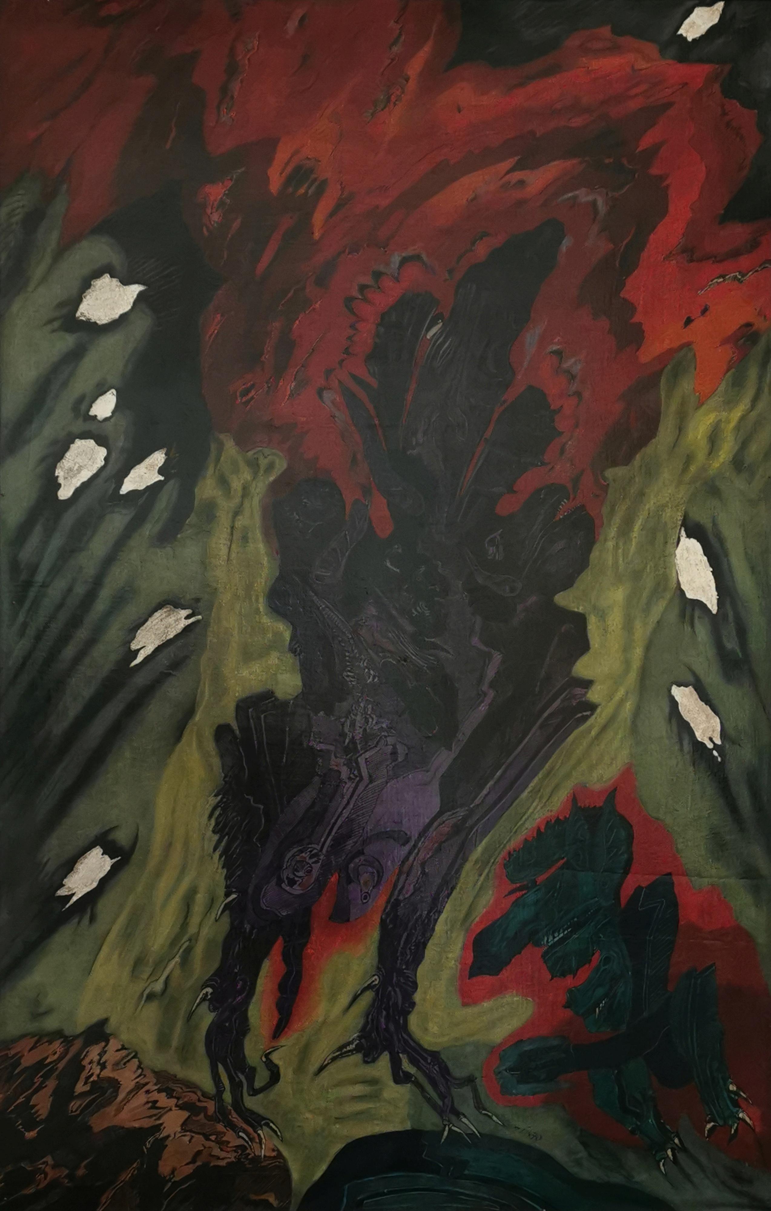 Spaloród, 1970