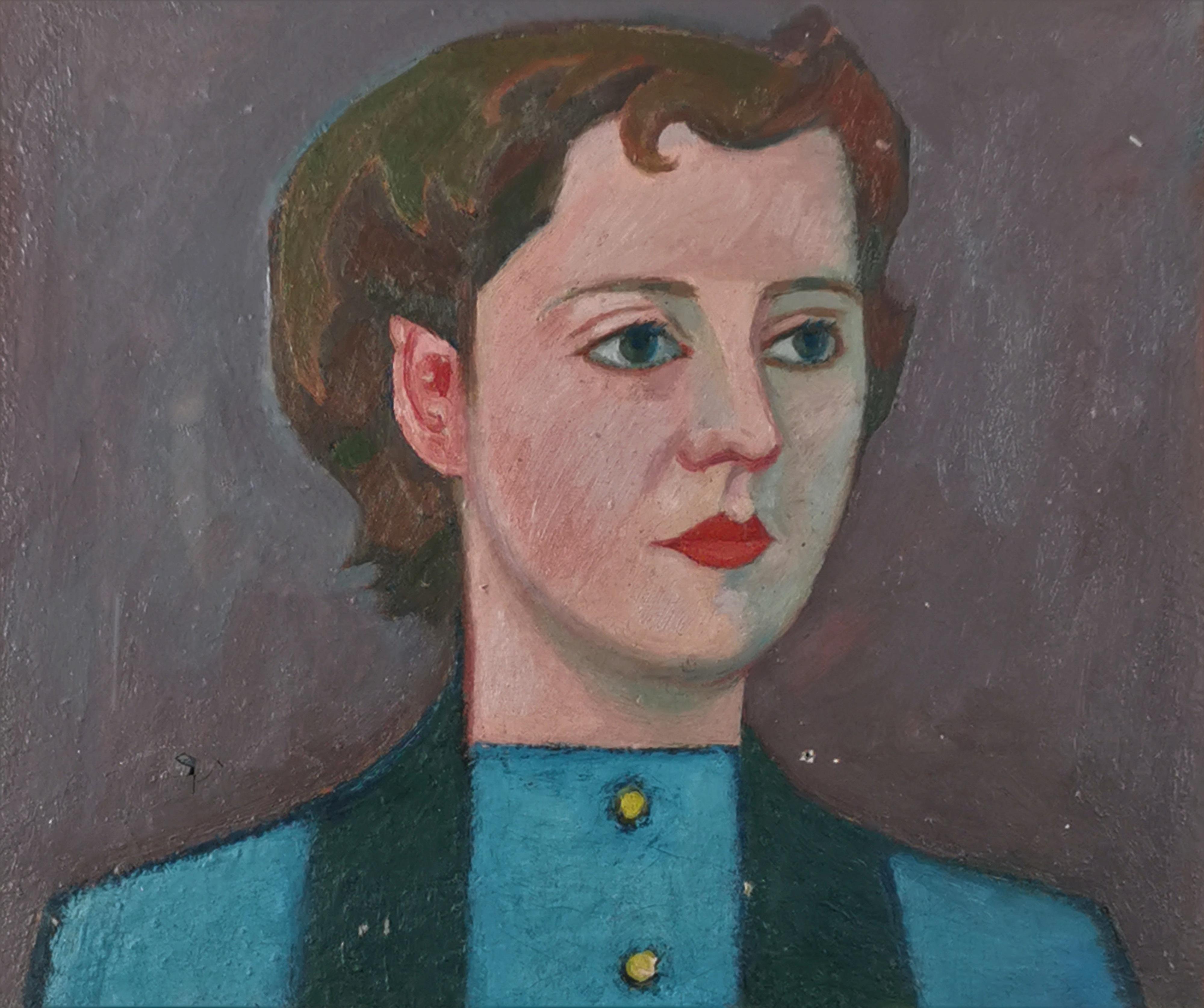 Portret cioci, 1956