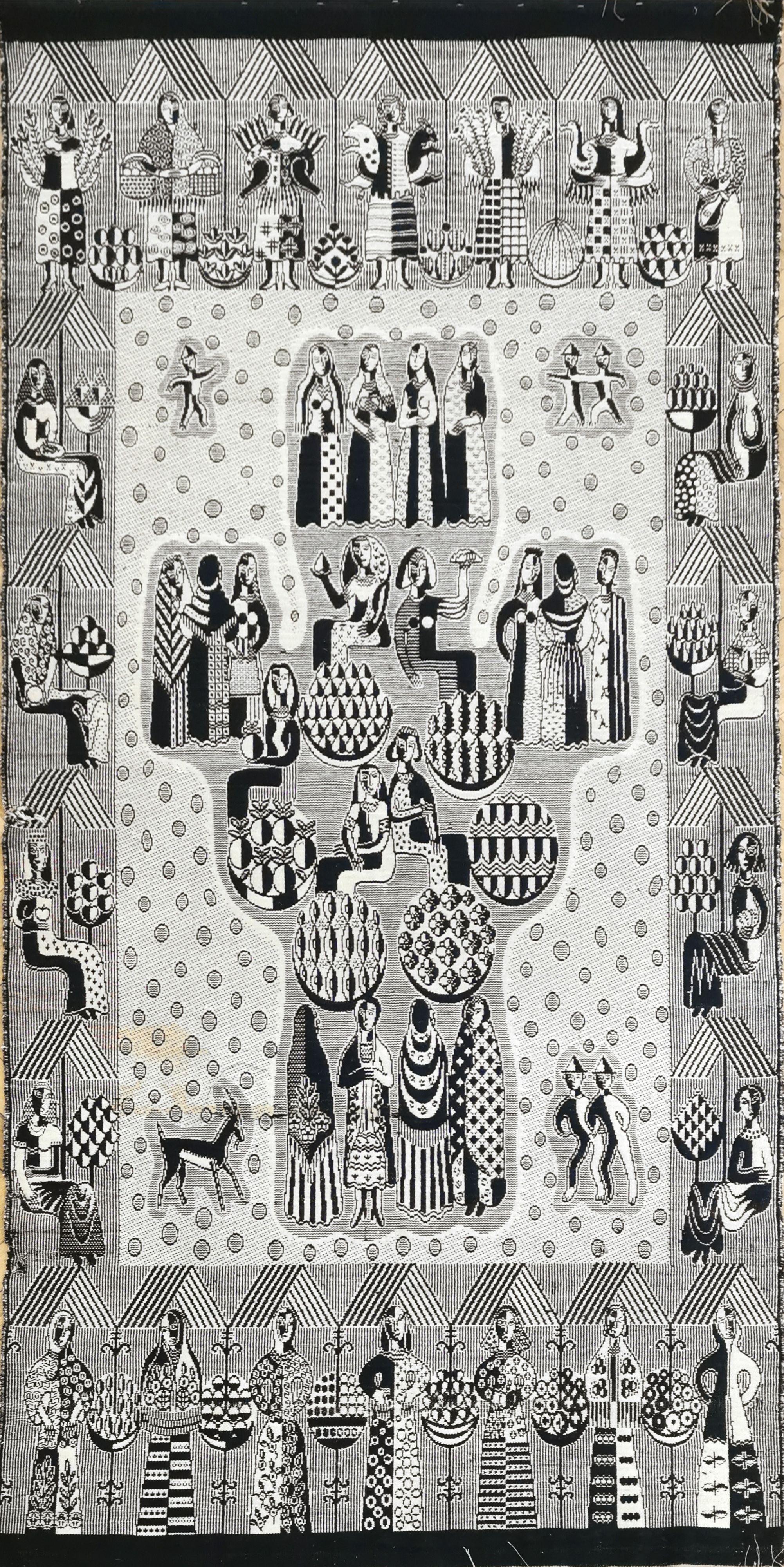 Rynek, lata 50. XX w.