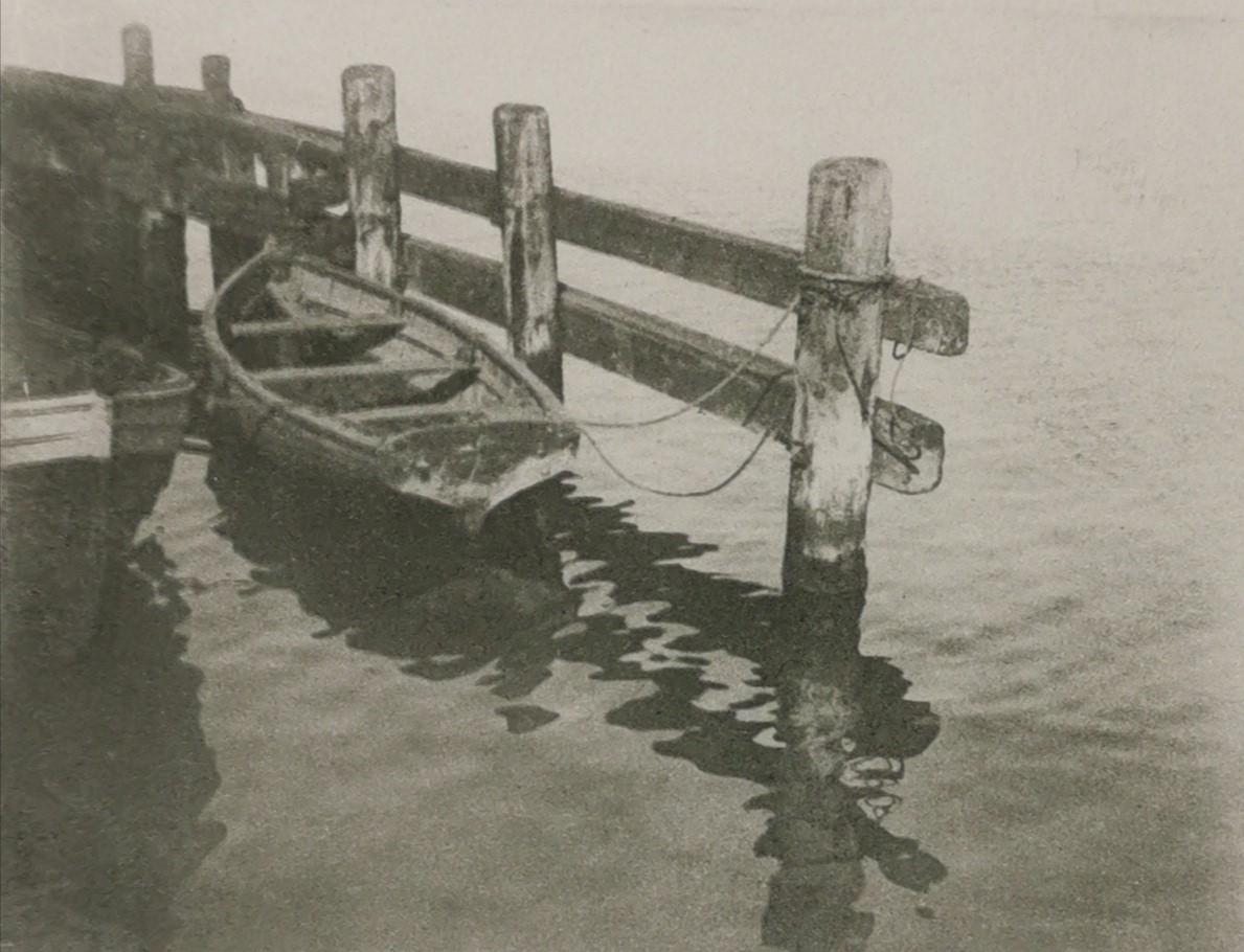 La toue [Łódź rybacka]