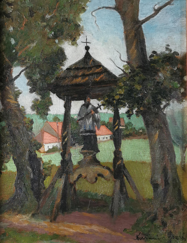 Kapliczka św. Jana Nepomucena w Bochnii