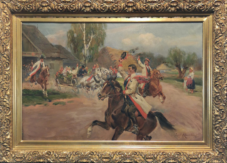 Wesele krakowskie, 1926