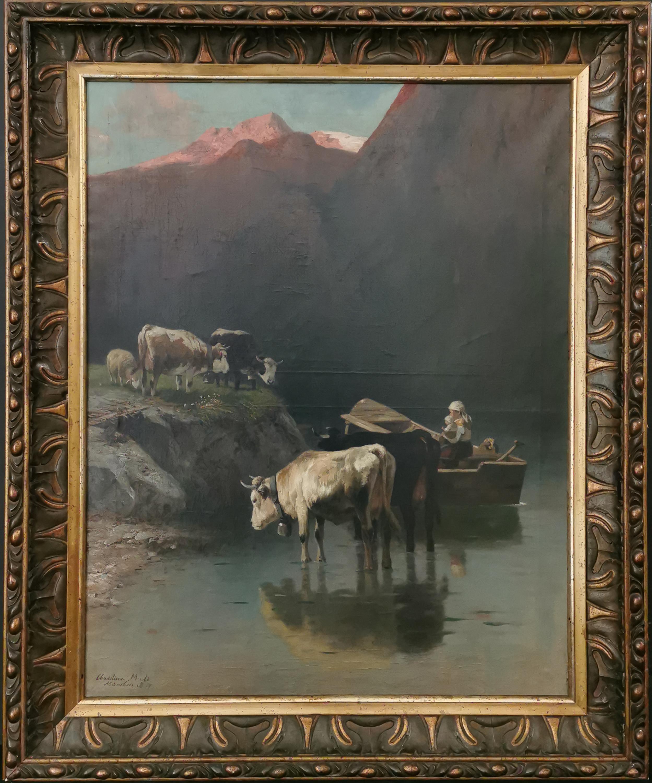 Scena rodzajowa, 1877