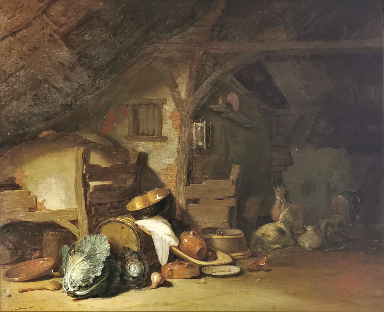W spiżarni, 1644